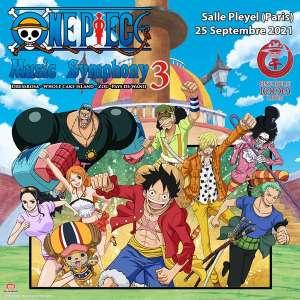 Nouvelles dates confirmées pour le concert One Piece Music Symphony 3