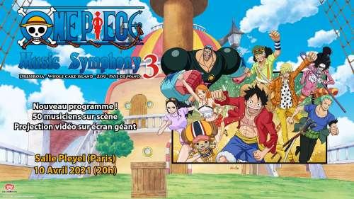 Un troisième concert One Piece Music Symphony l'année prochaine à Paris