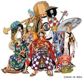 Un calendrier One Piece chez Glénat