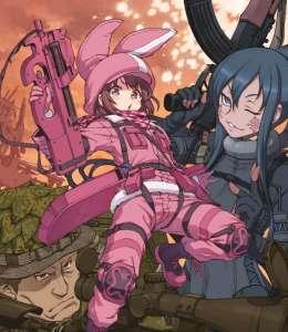Fin en approche pour le manga Sword Art Online Alternative: Gun Gale Online