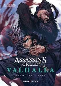 Une bande-annonce pour le manga Assassin's Creed Valhalla