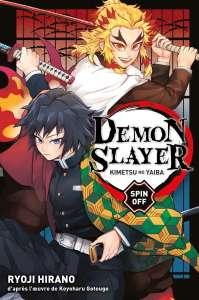 Panini annonce Le spin-off de Demon Slayer et les histoires courtes de Koyoharu Gotouge