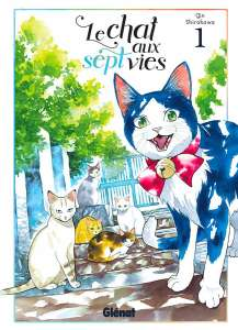 Une bande-annonce pour le manga Le chat aux sept vies