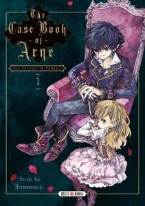 Aperçus des mangas The Case Book of Arne et The Elf & the Hunter chez Soleil