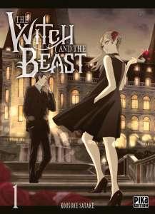 Aperçu du manga The Witch and the Beast chez Pika