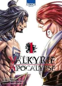 Mangado : La voie de... Valkyrie Apocalypse