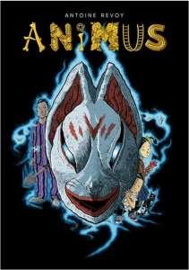 Animus, un roman graphique à paraitre chez IMHO