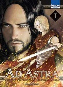 Chronique Manga - Ad Astra - Scipion l'Africain & Hannibal Barca