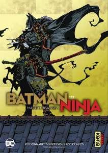 Chronique Manga - Batman Ninja