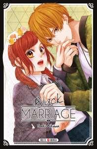 Aperçu du manga Black Marriage chez Soleil