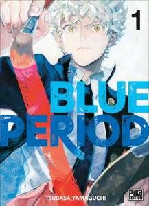 Aperçu du manga Blue Period chez Pika