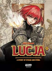 Les mangas Lucja, a story of steam and steel et Secrets of Magical Stones s'offrent leur bande-annonce