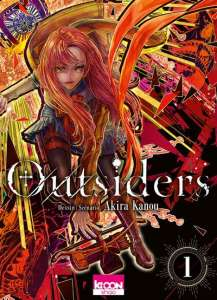 Le manga Outsiders s'offre une bande-annonce