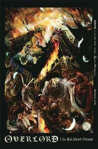 Le light-novel Overlord se conclura dans trois volumes