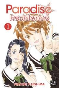 Aperçu du manga Paradise Residence chez Pika