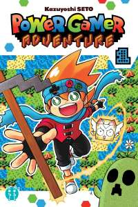 Aperçu du manga Power Gamer Adventure chez nobi nobi!