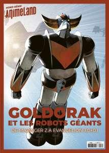 Un hors-série spécial robots géants pour Animeland