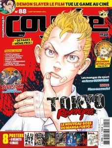 Coyote Mag #88 disponible en kiosque