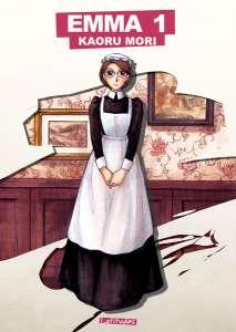 Réimpression du manga Emma chez Ki-oon