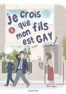 Une bande-annonce pour le manga Je crois que mon fils est gay