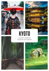 Destination Kyoto, un guide touristique chez IMHO