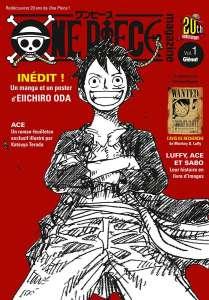 Le One Piece Magazine ne sera plus en tirage unique