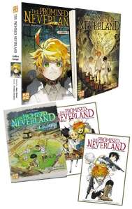 Une édition collector pour le tome 13 de The Promised Neverland