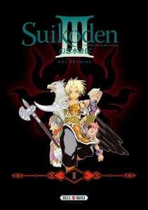 Le manga Suikoden III s'offre une nouvelle édition chez Soleil