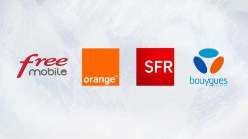 Quel opérateur a le meilleur réseau mobile en 2021 entre Free, Orange, SFR et Bouygues ?