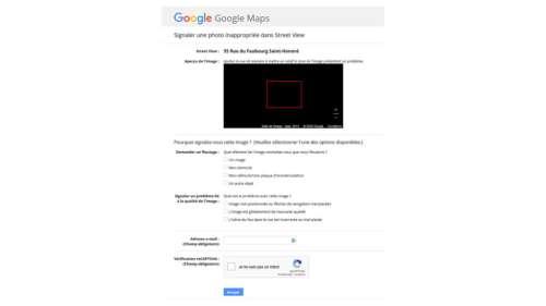 Google Street View : comment flouter son visage ou sa maison