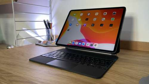 Le Magic Keyboard de 2020 est compatible avec les nouveaux iPad Pro (mais pas parfaitement ajusté)