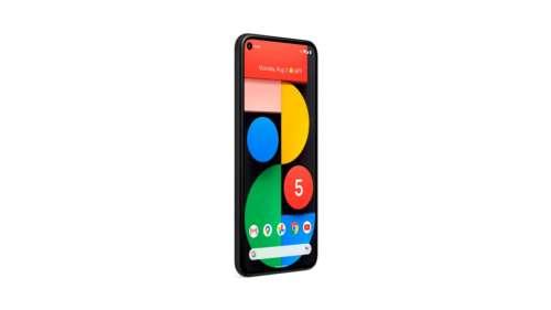 Google baisse le prix de son Pixel 5 avant de lancer ses Pixel 6 et 6 Pro