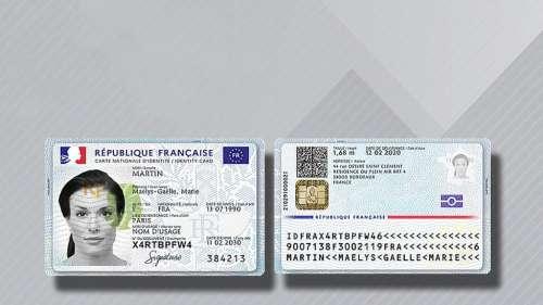 La carte nationale d'identité électronique (CNIe) est officielle: tout ce qu'il faut savoir