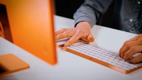 Le clavier Magic Keyboard avec Touch ID est l'accessoire qui manquait aux Mac M1