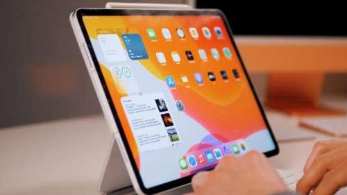 Ces modèles d'iPad Pro 11 M1 profitent de plus de 15 % de réduction