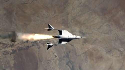 Avec 10 ans de retard, les vols touristiques de Virgin Galactic dans l'espace sont attendus fin 2022
