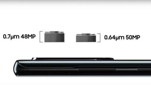 Le dernier capteur photo de Samsung a les plus petits pixels du monde: qu'est ce que ça signifie?
