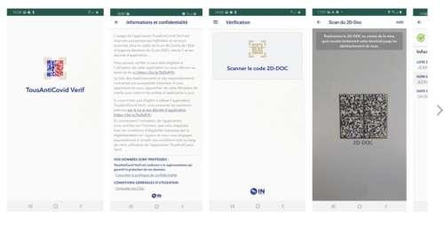 Pass sanitaire: la Cnil liste tout ce qui ne va pas dans TousAntiCovid-Vérif