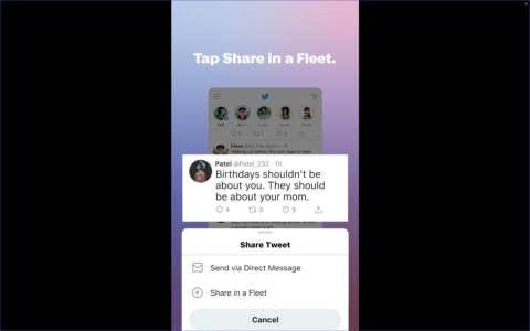 Twitter abandonne ses Fleets: sur le réseau social, les stories auront duré moins d'un an