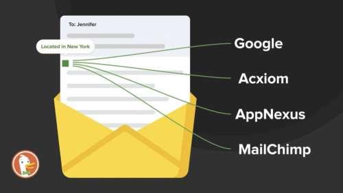 Comment fonctionne l'outil de DuckDuckGo qui se débarrasse du pistage publicitaire dans vos mails?