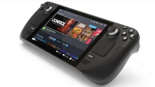 Valve dévoile Steam Deck, une console portable aux caractéristiques renversantes