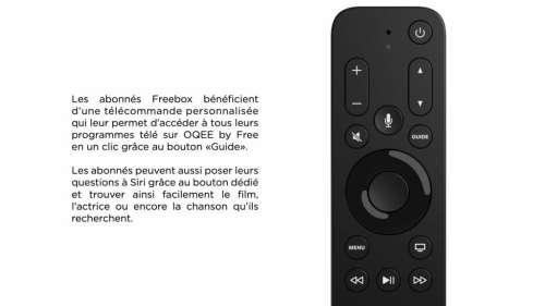 Avec l'Apple TV 4K, Free propose un choix de box TV plus adapté aux clients Apple