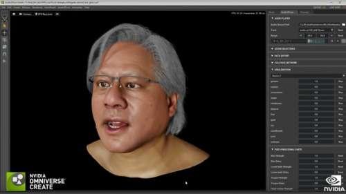 Nvidia a créé un clone virtuel de son PDG pour présenter une partie d'une conférence