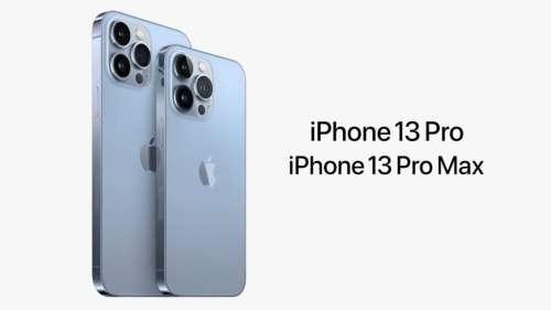 La gamme iPhone n'a jamais été aussi cohérente qu'en 2021