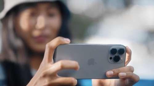 L'iPhone 13 Pro ne fait aucune concession : écran 120 Hz, macro photographie, A15, GPU 5 cœurs