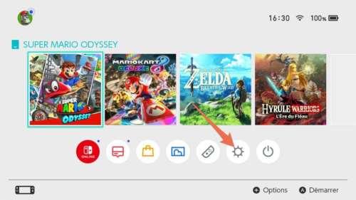 Nintendo Switch : comment connecter un casque ou des écouteurs Bluetooth