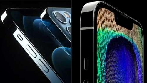 Que vaut l'iPhone 13 Pro par rapport à l'iPhone 12 Pro ?