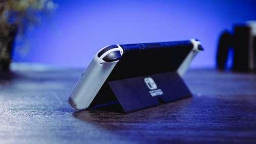 La Nintendo Switch OLED sort aujourd'hui et elle est moins chère que prévu