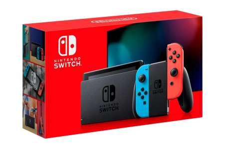 Prime Day: la Nintendo Switch est en chute, Amazon casse le prix