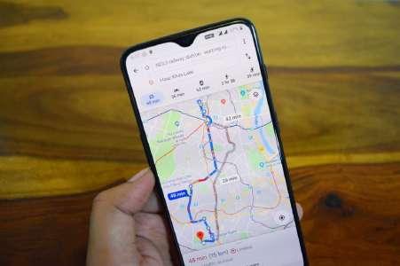 Google Maps lance un nouveau calque pour afficher les feux de forêt